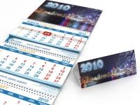 """Календари """"Инпредкадры""""."""