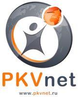 Анимация логотипа PKVnet
