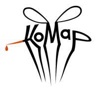 "Анимация лого ""Комар""."