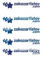 Придание объема и глянцевости лого.
