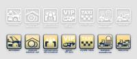 Иконки для авто-компании.