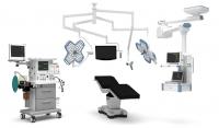 Модели медицинского оборудования.
