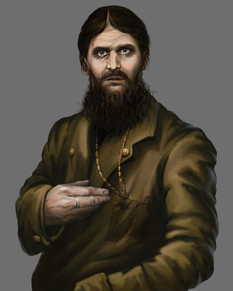 For game Rasputin