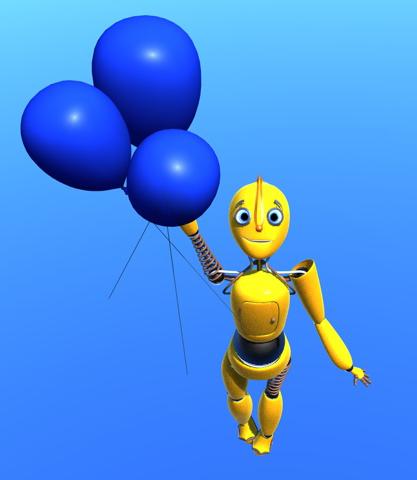 """Модель Робота - Ребёнка """"Роботёнок"""" фото f_4b54115074394.jpg"""