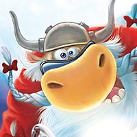 Новогодние коровки