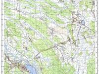 Оцифровка карт и планов местности