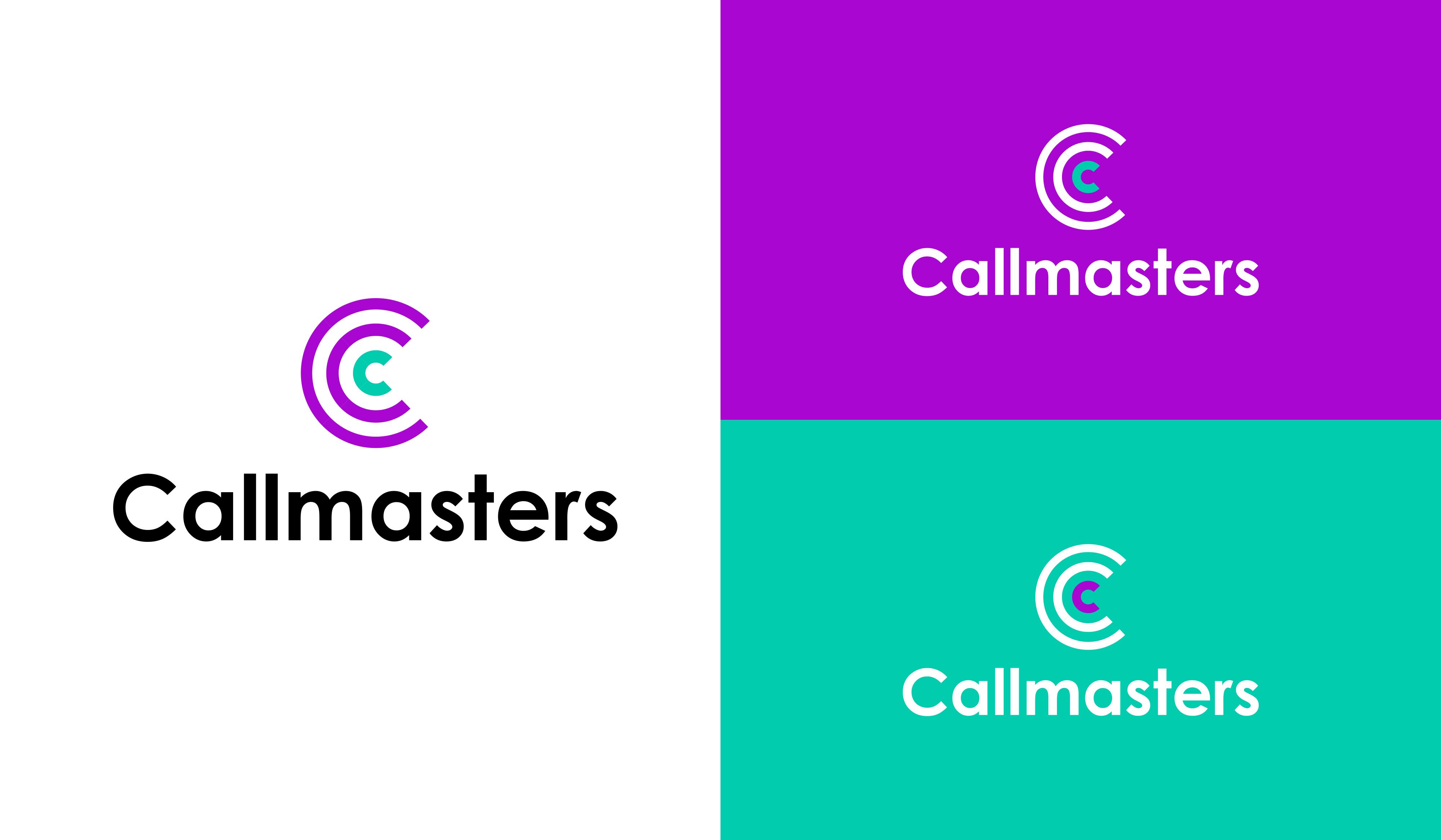 Логотип call-центра Callmasters  фото f_7215b6ed5bc5adf4.jpg