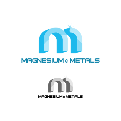 Логотип для проекта Magnesium&Metals фото f_4e9d106386cf9.jpg