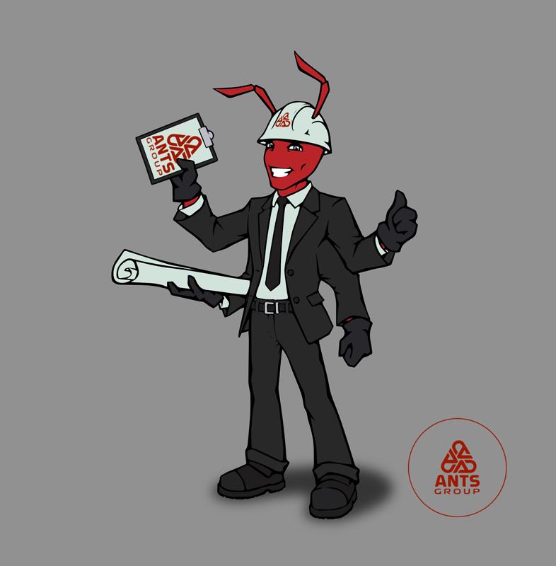 """Необходимо разработать дизайн персонажа """"Муравей"""" для сайта  фото f_841578bdbef9ee80.png"""