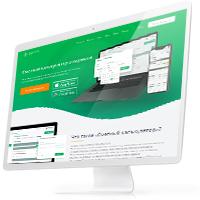 Дизайн лендинга для сметного калькулятора группы компаний «Zoton»