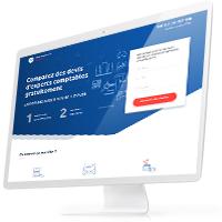 Дизайн лендинга сервиса аутсорсинга бухгалтеских услуг «DevisExperts»