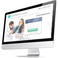 Дизайн сайта клиники «Zabolelo.com»