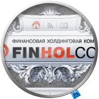 """Дизайн сайта компании """"Finholcom"""""""