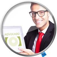 """Дизайн сайта онлайн-сервиса """"Advocado"""""""