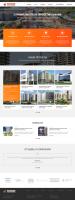 Дизайн и Верстка сайта под два разрешения
