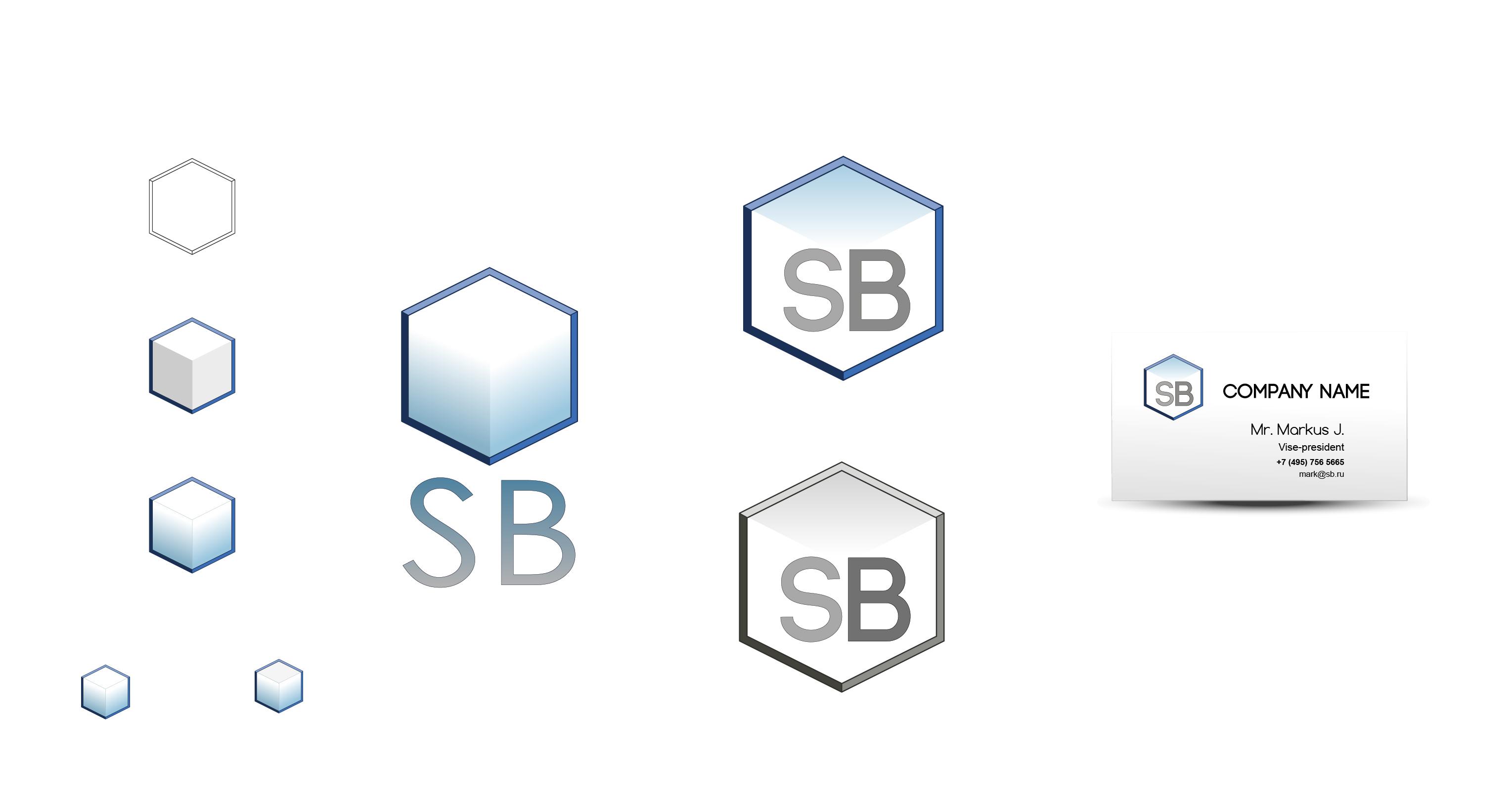 Логотип + Визитка Портала безопасных сделок фото f_415536042333f79a.jpg