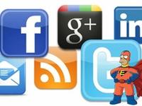 """+100 социальных сигналов social signals """"поделится""""  вашим сайтом mix"""