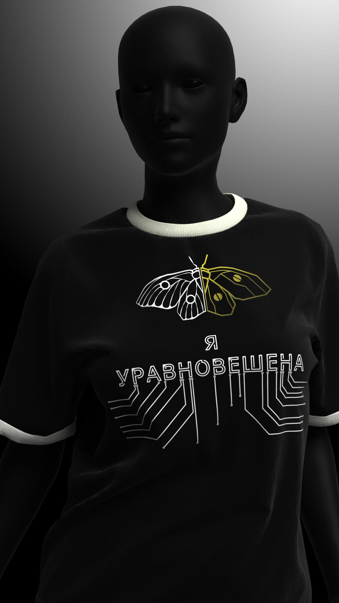 Нарисовать принты на футболки для компании Моторика фото f_45760a00b611ca6d.jpg