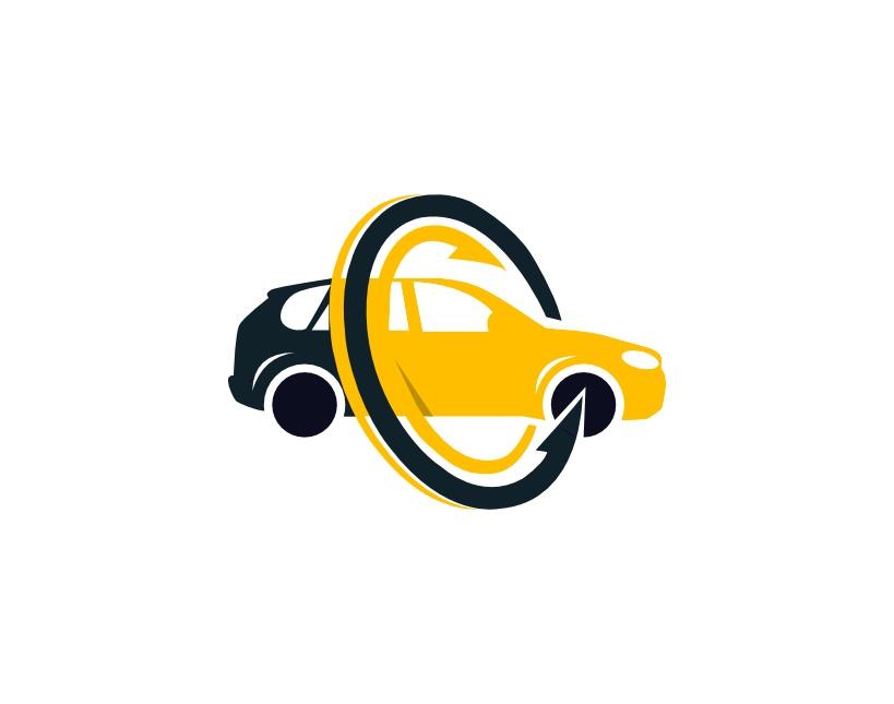 Разработка логотипа и фирменного стиля для такси фото f_3215b936e1f7bba4.jpg