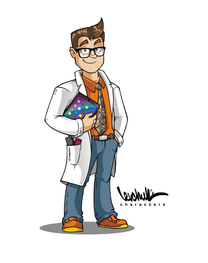 Персонаж для мастерской GSM-Клиника