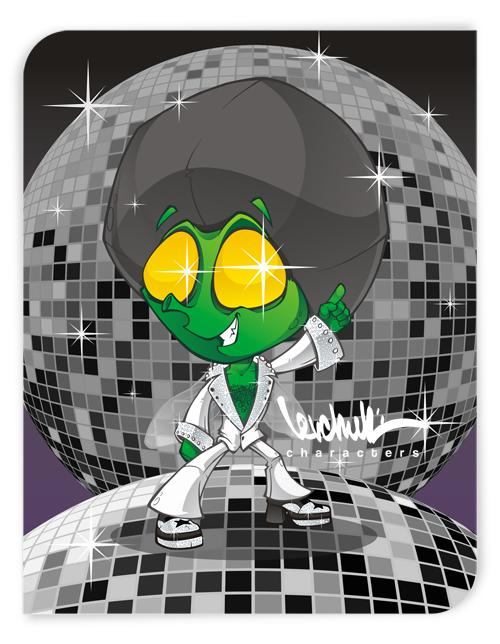 Disco Fly!