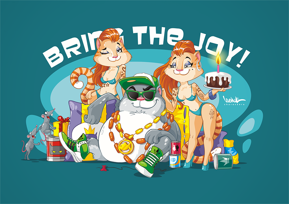 Bring The Joy!