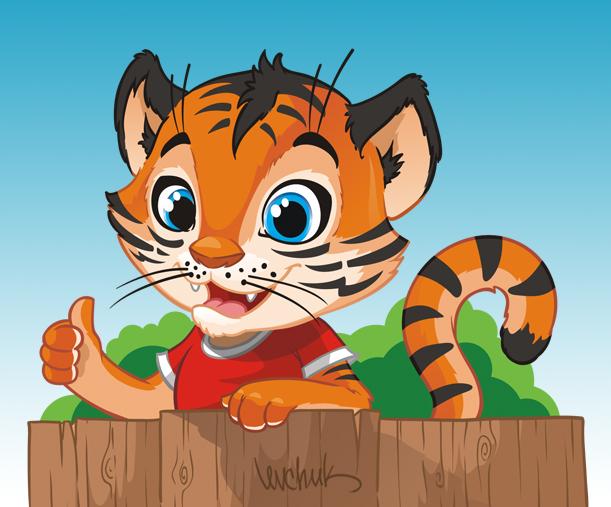 Персонаж для детского парка развлечений Kaatach (Швеция)