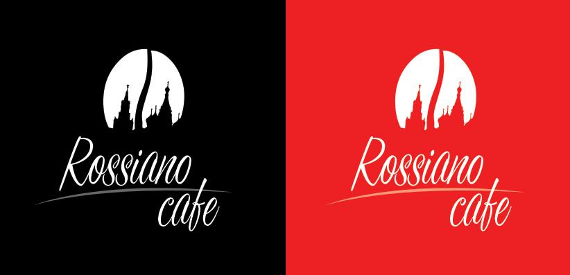 Логотип для кофейного бренда «Rossiano cafe». фото f_21657c842510e35e.jpg