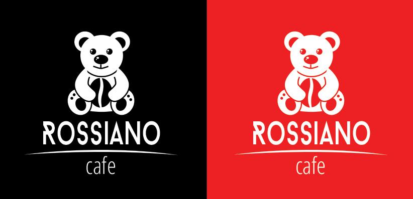 Логотип для кофейного бренда «Rossiano cafe». фото f_79657c84240e3f3f.jpg