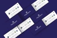 autocentral (визитки)