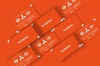 Aza (визитки)