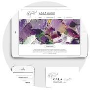 """Художественная интернет-галерея """"Gala"""""""