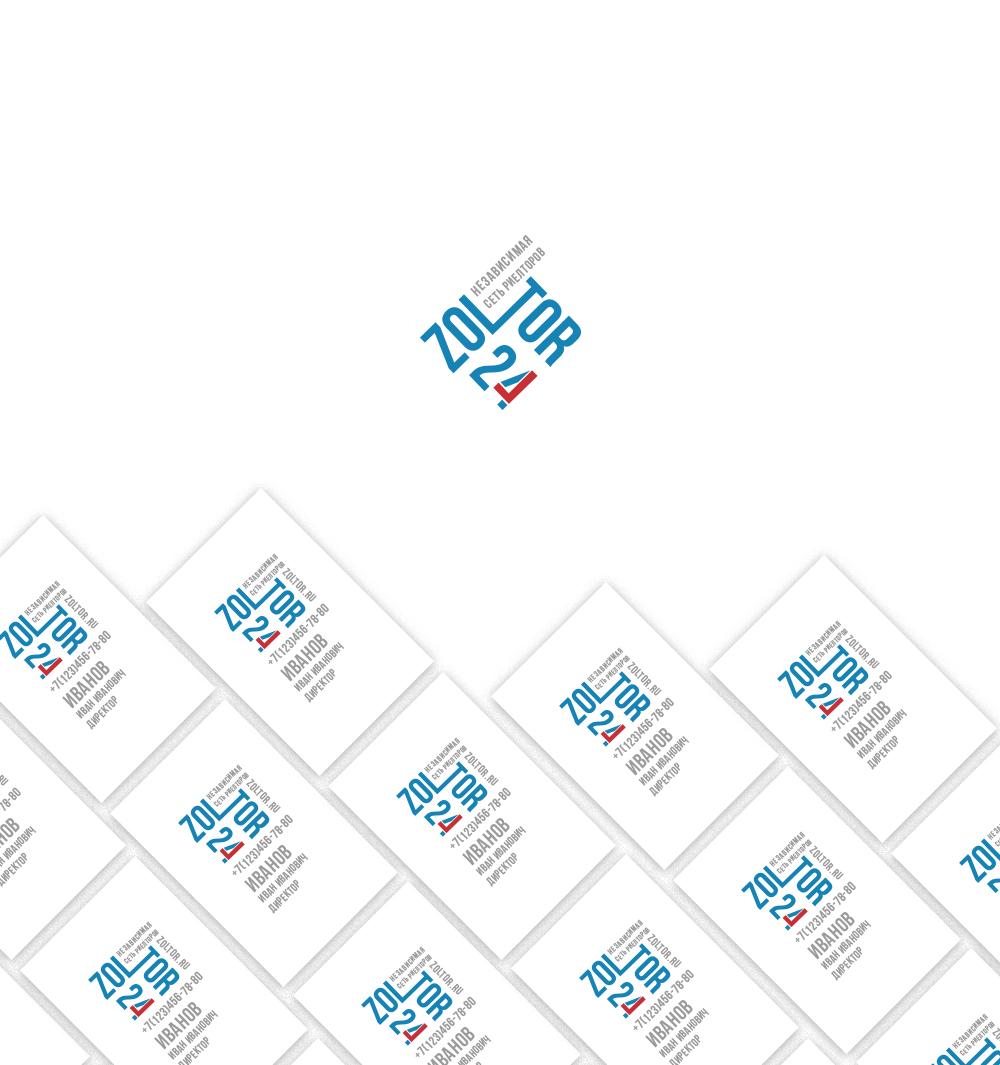 Логотип и фирменный стиль ZolTor24 фото f_4615c87977c3aa1f.jpg