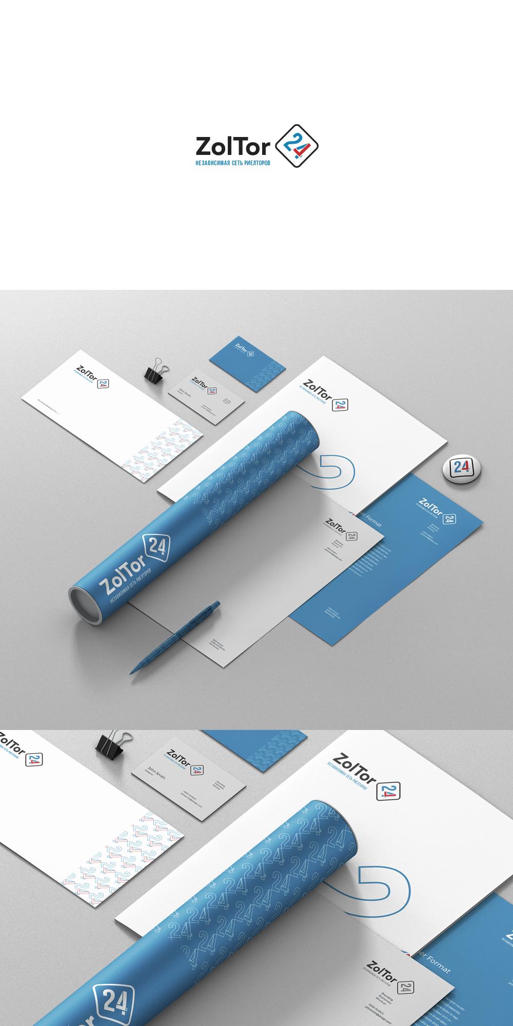 Логотип и фирменный стиль ZolTor24 фото f_7995c8f7c9728db9.jpg