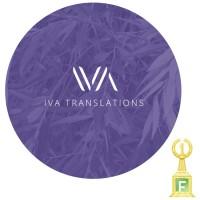 IVA translations (конкурс 1 место)