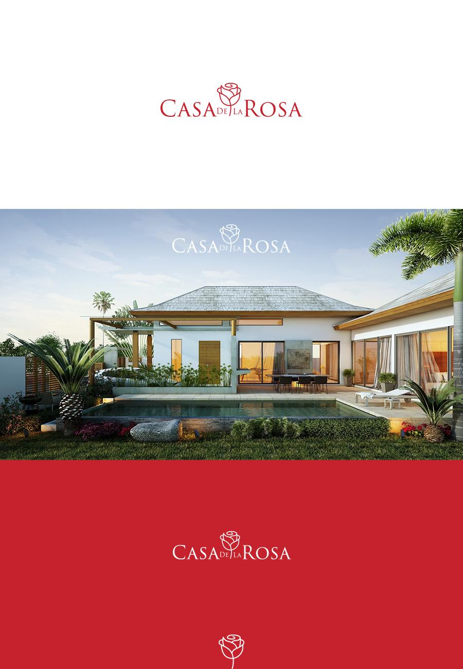 Логотип + Фирменный знак для элитного поселка Casa De La Rosa фото f_9115cd6787bd2e7a.jpg