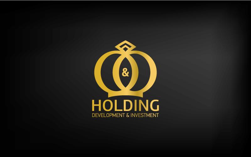 "Разработка Логотипа +  Фирменного знака для компании ""O & O HOLDING"" фото f_6565c7df7783fbbb.jpg"