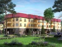 Визуализация жилого комплекса
