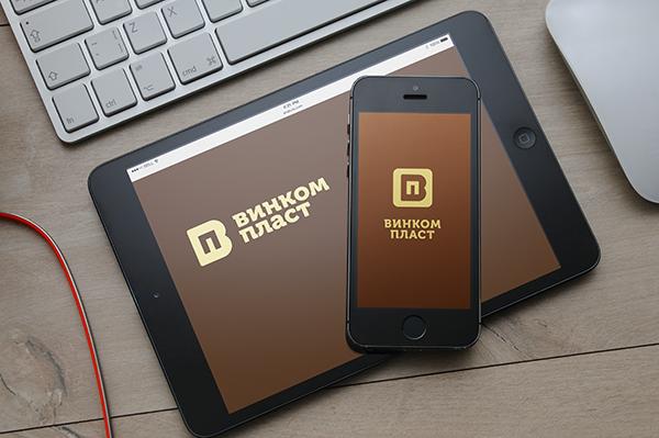 Логотип, фавикон и визитка для компании Винком Пласт  фото f_5035c45ed9a7c6d4.png