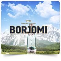 Шаблон Borjomi