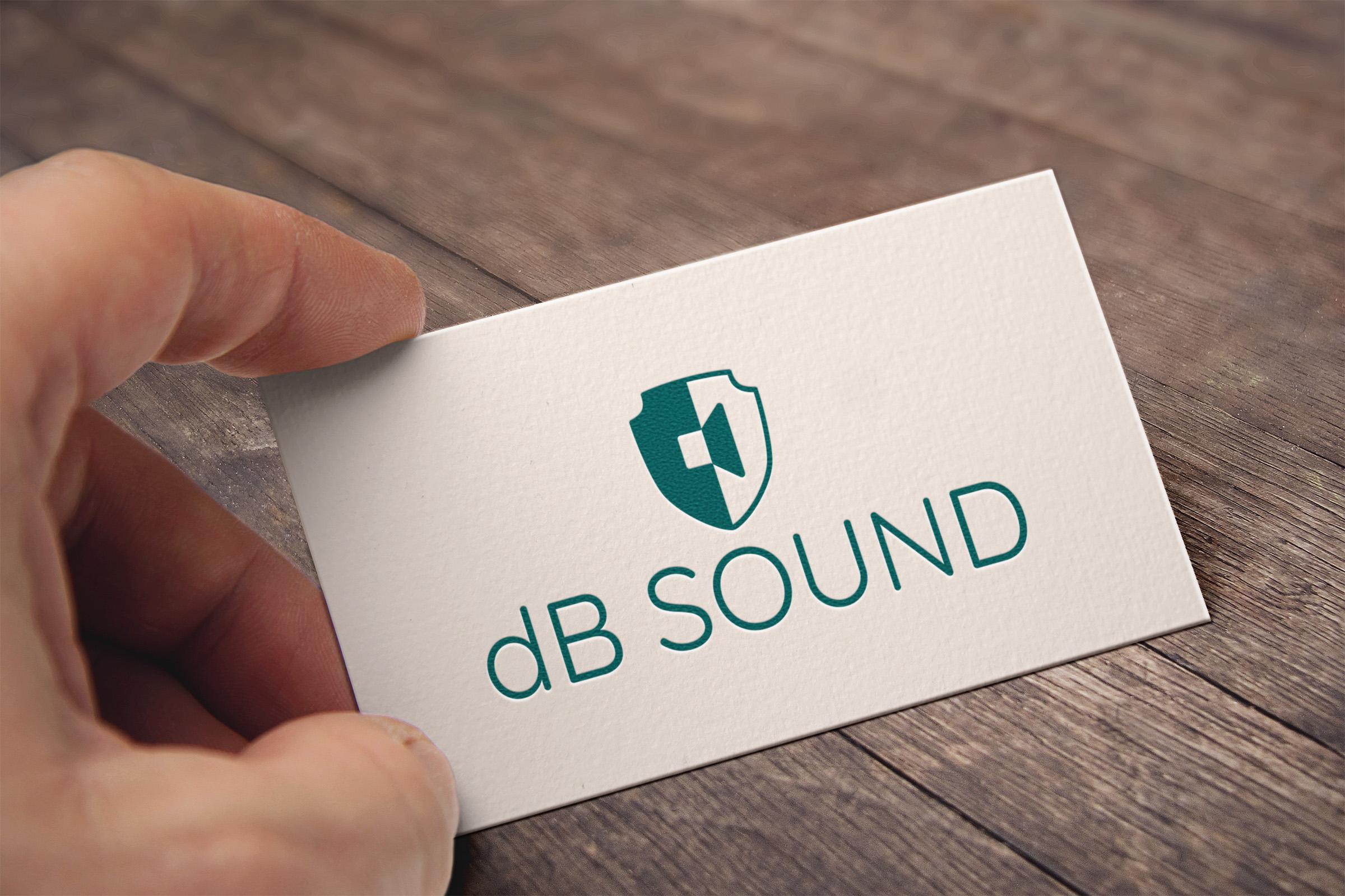 Создание логотипа для компании dB Sound фото f_27259b8a65f8ac7e.jpg
