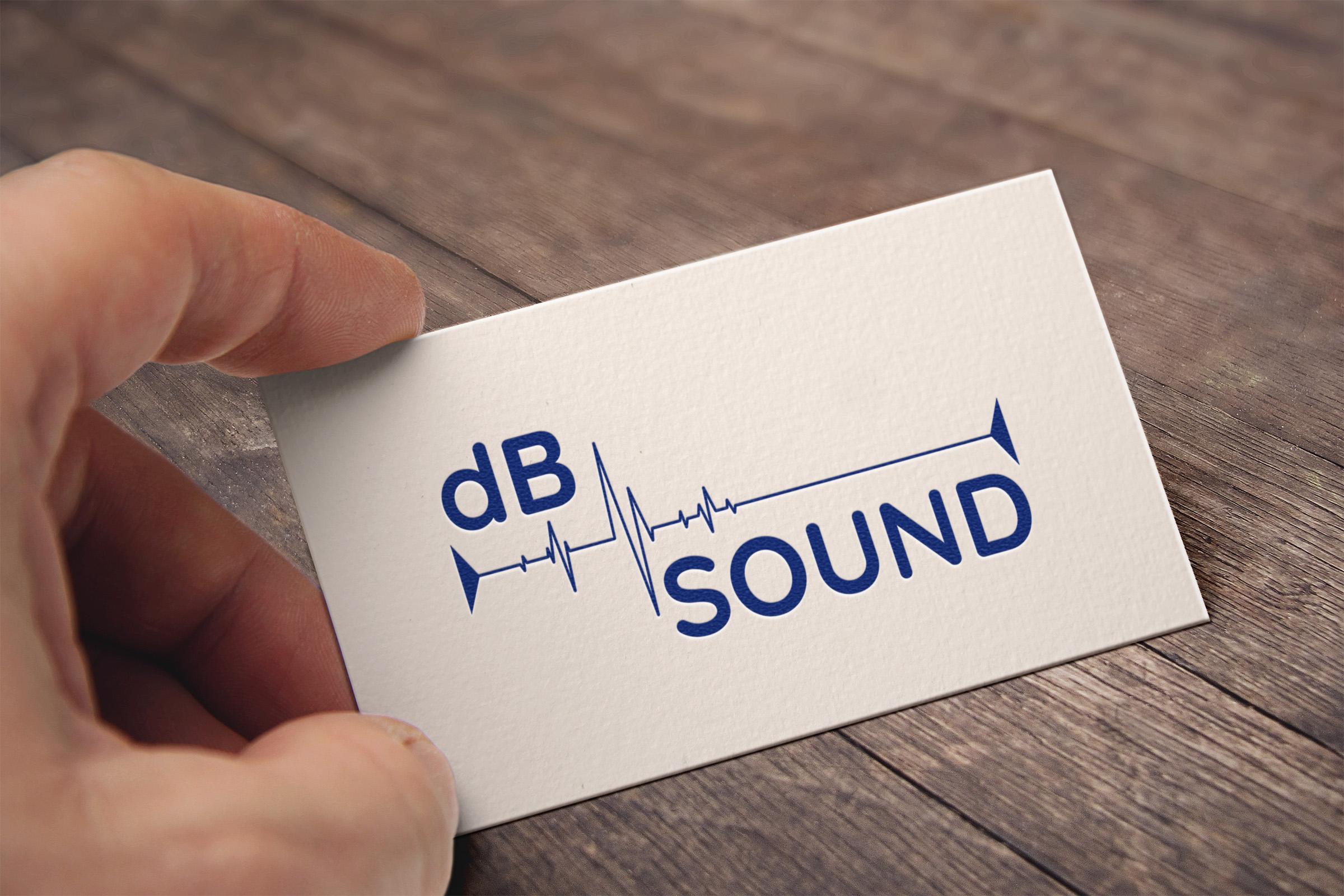 Создание логотипа для компании dB Sound фото f_48359b8a5f9ebcb9.jpg