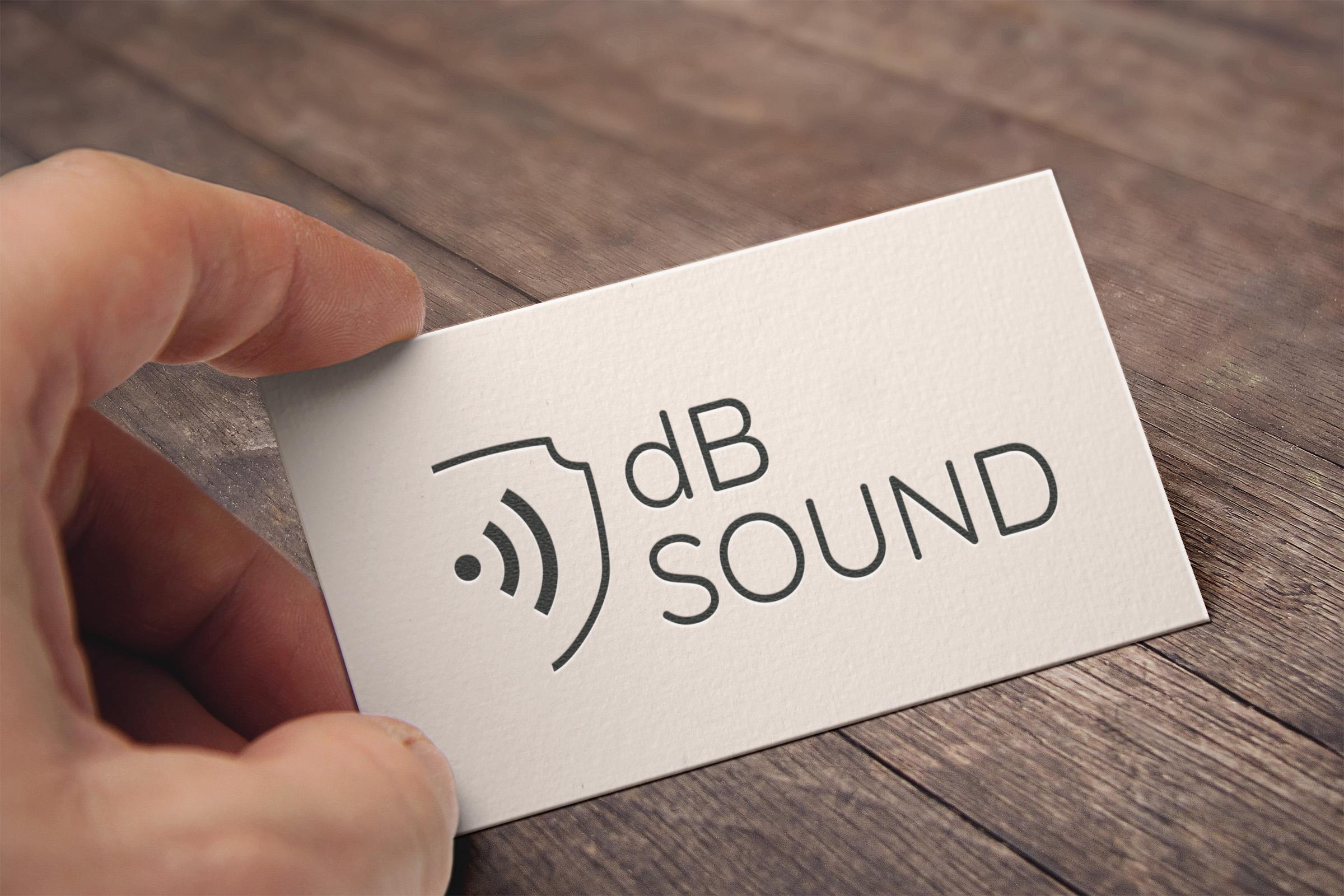 Создание логотипа для компании dB Sound фото f_97959b8a665ea9cc.jpg
