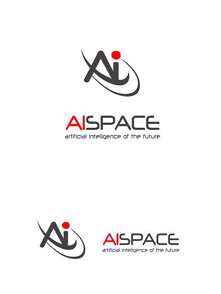 Разработать логотип и фирменный стиль для компании AiSpace фото f_02851b37ff17b8ef.jpg