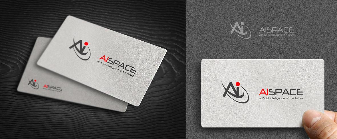 Разработать логотип и фирменный стиль для компании AiSpace фото f_49751b37ff42b793.jpg