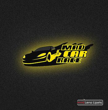 Вариант: название и логотип для игры-автогонки