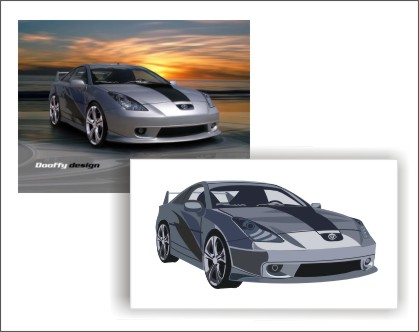 Машина (векторизация)