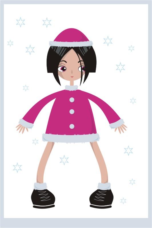 Снегурочка Эмо (повтор)