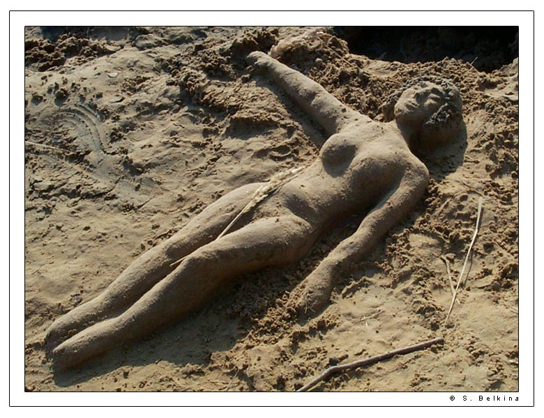 Мечты на песке