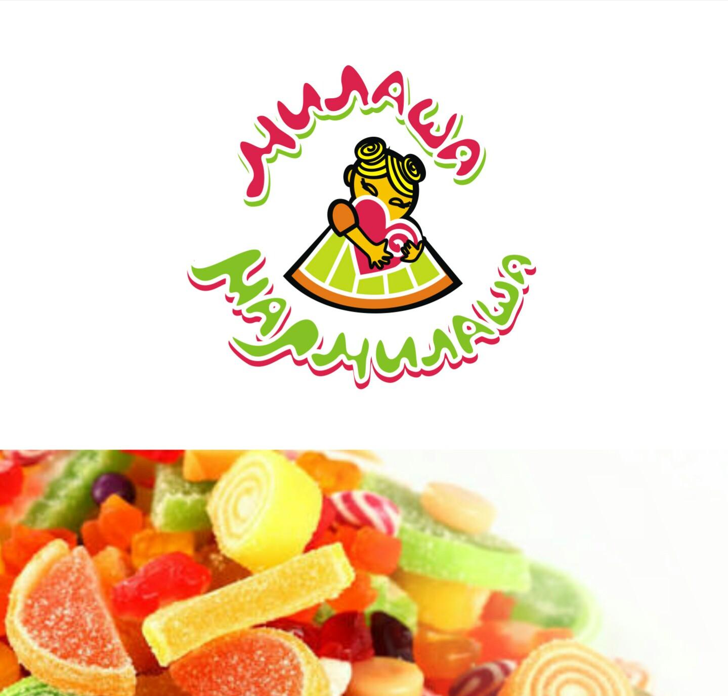 "Логотип для товарного знака ""Милаша-Мармилаша"" фото f_2185877e47b4a794.jpg"